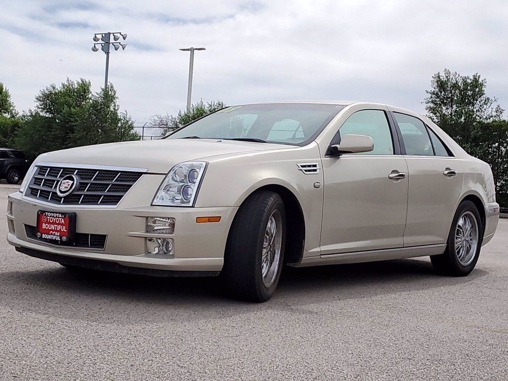 Pre-Owned 2008 Cadillac STS V6