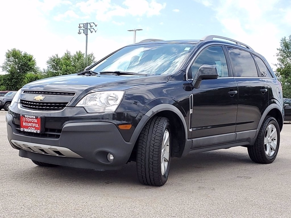 Pre-Owned 2012 Chevrolet Captiva Sport Fleet 2LS