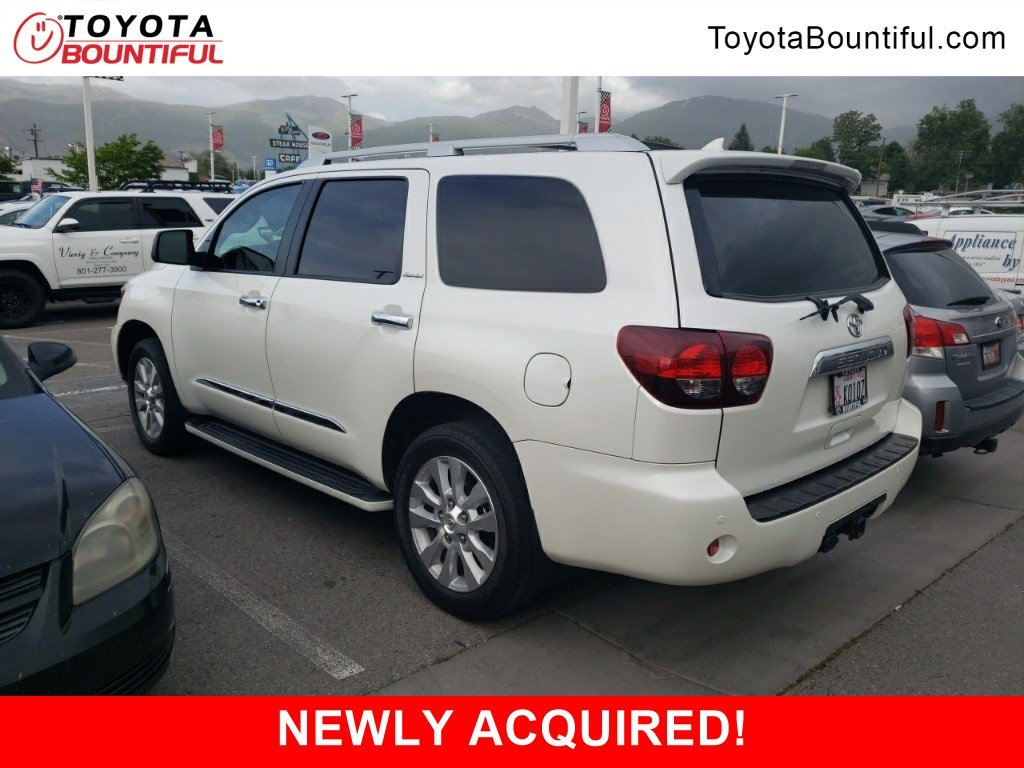 Pre-Owned 2018 Toyota Sequoia Platinum