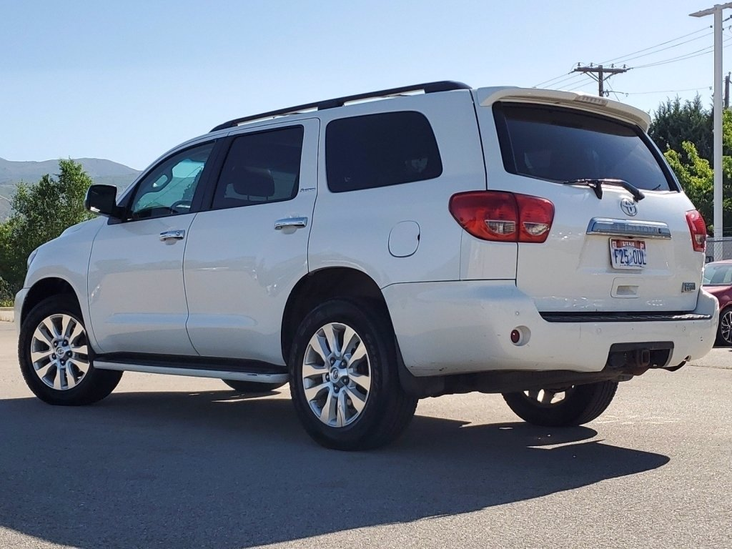 Pre-Owned 2013 Toyota Sequoia Platinum