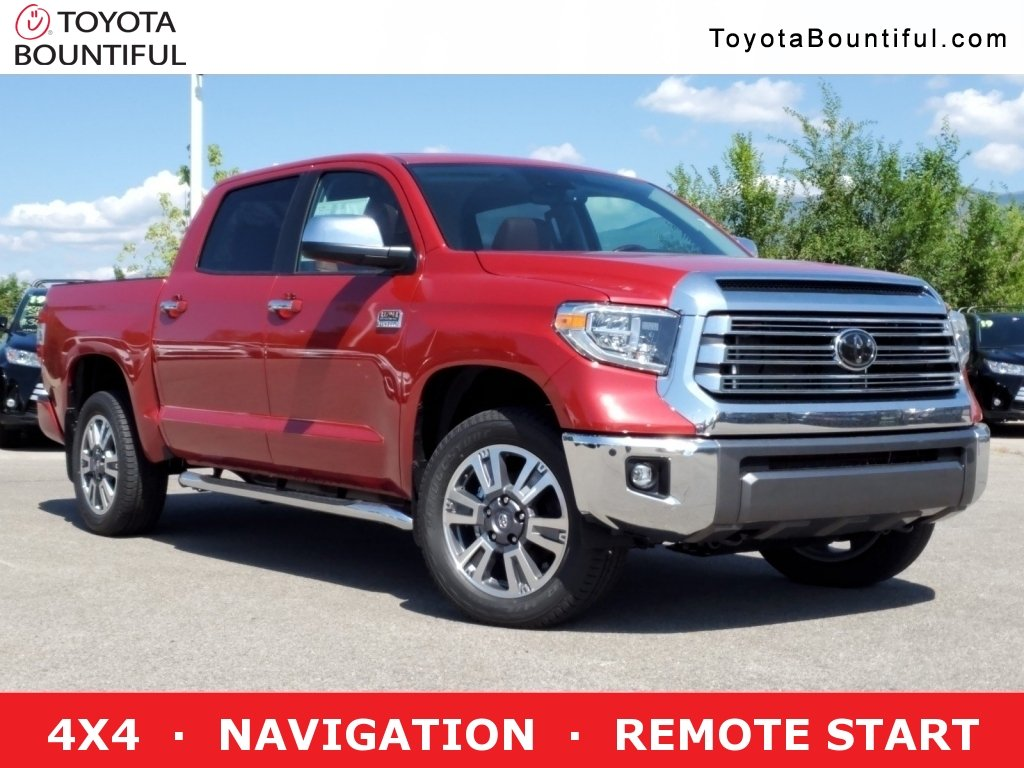 Tundra 1794 Edition >> New 2020 Toyota Tundra 1794 Edition Crewmax 5 5 Bed 5 7l Natl
