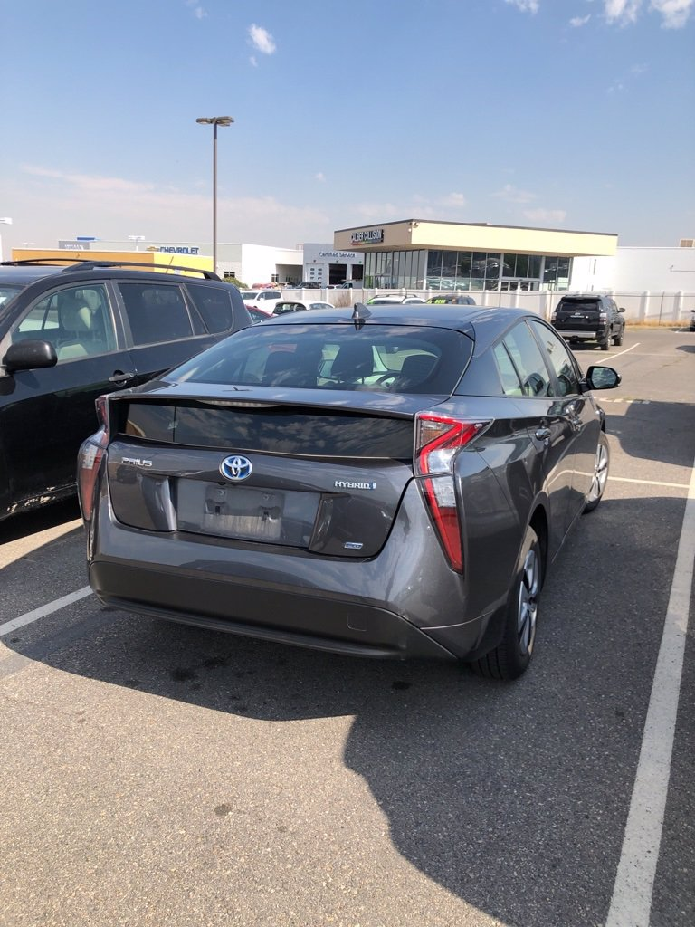 Pre-Owned 2017 Toyota Prius Two Eco