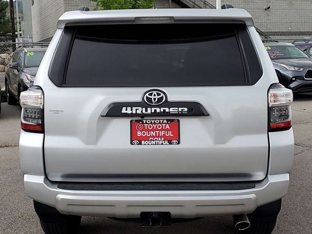 Certified Pre-Owned 2018 Toyota 4Runner TRD Off Road Premium